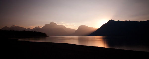Colter Bay (photograph copyright 2012 Arthur Marshall)